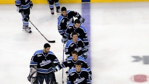 Maine falls to Quinnipiac in back-half of home series over weekend