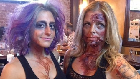 Northampton Zombie Pubcrawl: an unofficial and undead review