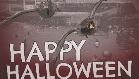 Halloween Special Issue 2016: Beware the Creatures from the Campus Pond