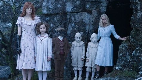 "Director Tim Burton's ""Miss Peregrine's Home for Peculiar Children"" is based on the first book in Ransom Riggs' spine-tingling, best-selling gothic trilogy. (20th Century Fox)"