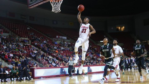 C.J. Anderson, Malik Hines each have career nights in UMass men's basketball's win over Wagner