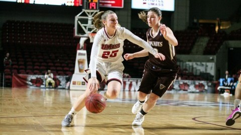 UMass women's basketball eager, excited for season tip-off