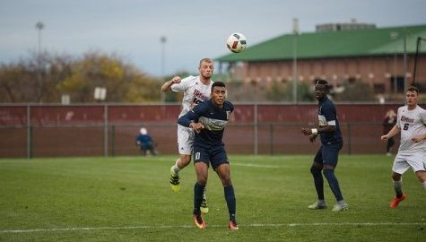 UMass men's soccer team has turned season around heading into A-10 tournament
