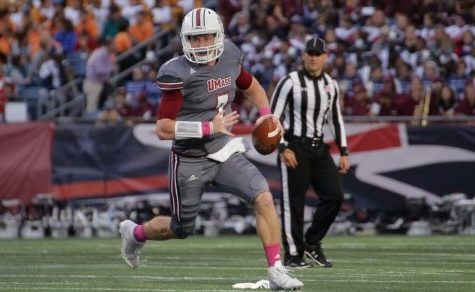 UMass football falls to Hawaii in season finale Saturday night at Aloha Stadium