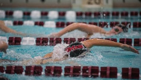 Kindvall leads Minutemen diving early in the season
