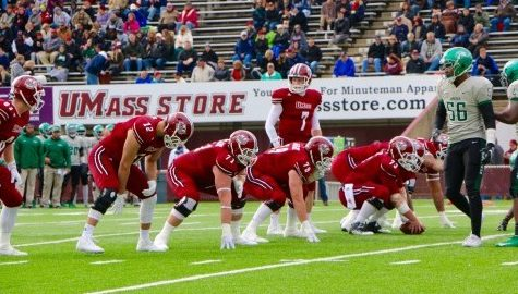 Second-half struggles continue for UMass football in 51-9 loss to BYU
