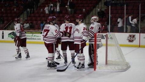 UMass hockey looks for strong start in matchup with UConn Friday