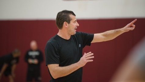UMass men's basketball prepares for season opener against UMass Lowell Friday