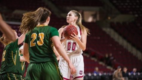 Maggie Mulligan's career day leads UMass women's basketball in win over CCSU Wednesday