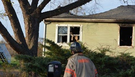 Fire guts Tamarack Drive home in Amherst Wednesday