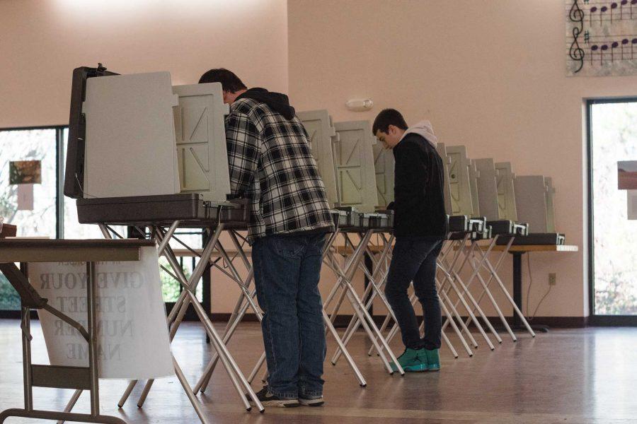 SLIDESHOW: Election Day 2016