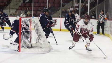 Special teams to play a huge role for UMass hockey team in weekend pair