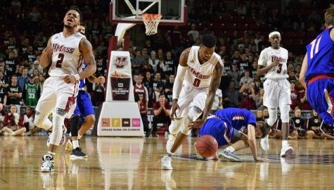 UMass men's basketball falters down the stretch in loss to Ole Miss Monday night