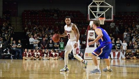 Cyr: UMass men's basketball freshmen pass test in collegiate debut against UMass Lowell