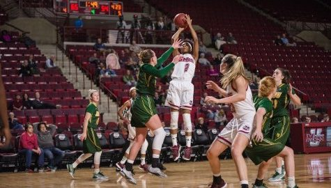 UMass women's basketball falls to Hartford, snaps three-game winning streak