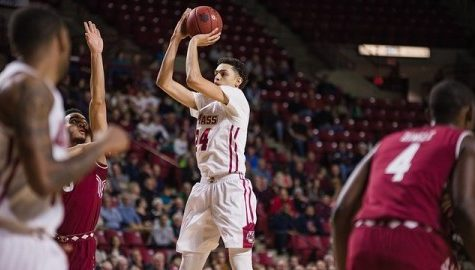 Notebook: Ty Flowers to have increased role for UMass men's basketball amidst injuries to Baldwin and Jarreau