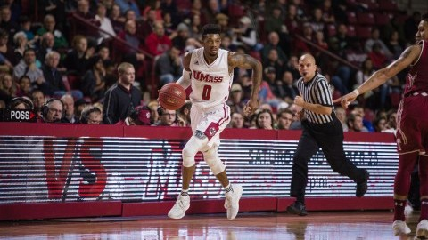UMass men's basketball looks to use Temple win as building block for remainder of season