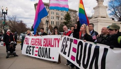 LGBTQ+ people face discrimination and violence