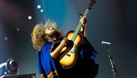 Jim James' 'Eternally Even' is more than just a political statement