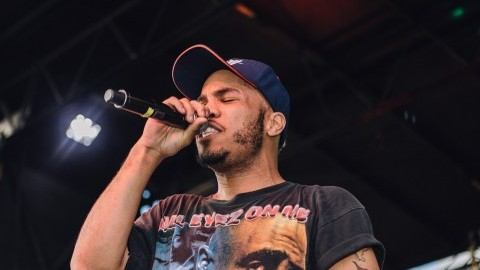 Anderson .Paak and Knxwledge create a soulful hip hop record with 'Yes Lawd!'
