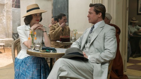 'Allied' plays tribute to the 1940s in World War II romance