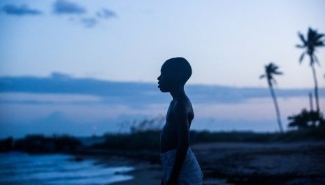Alex Hibbert in a scene from 'Moonlight.' (David Bornfriend/A24)