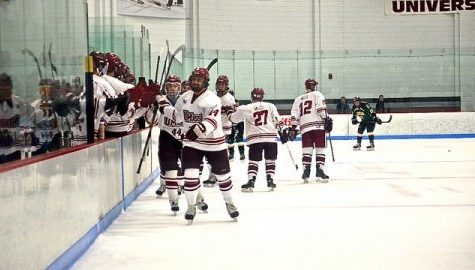 UMass club hockey comes out of travel weekend 1-1-1