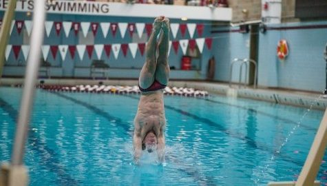 Four UMass divers qualify for NCAA Tournament at Bucknell Invitational this weekend