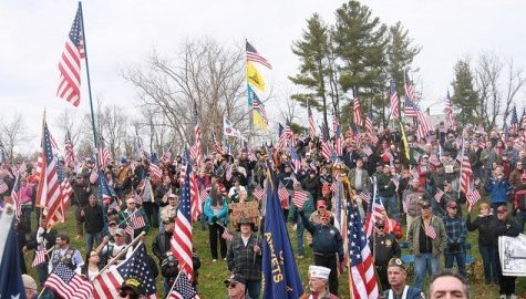 Veterans Advocacy Services cancels event celebrating Hampshire College flag victory