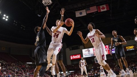 Notebook: Ty Flowers shines in UMass men's basketball's loss to UCF Saturday