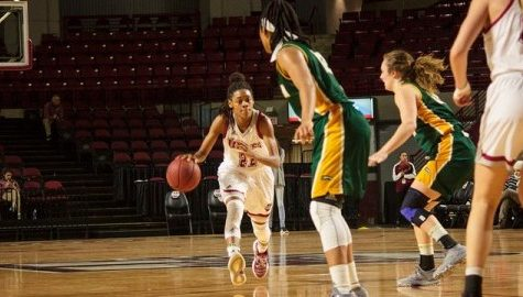 Three-point shooting sinks UMass women's basketball in loss to George Mason