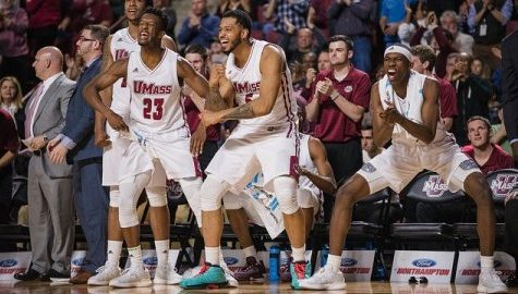 UMass men's basketball cruises to a victory over Pacific behind a strong second half