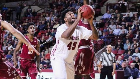 Rashaan Holloway one of the few bright spots in UMass men's basketball's loss to Providence