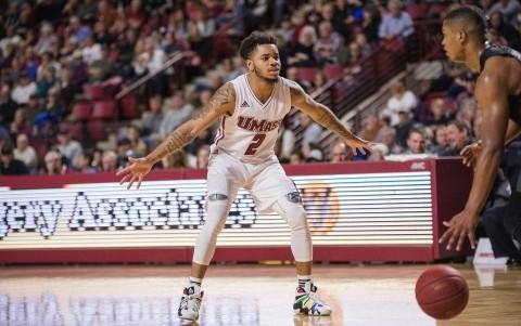 Despite poor shooting performance, UMass men's basketball shows improvement on defensive end
