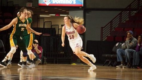 UMass woman's basketball ends FIU Holiday Classic with 65-47 loss to Drexel