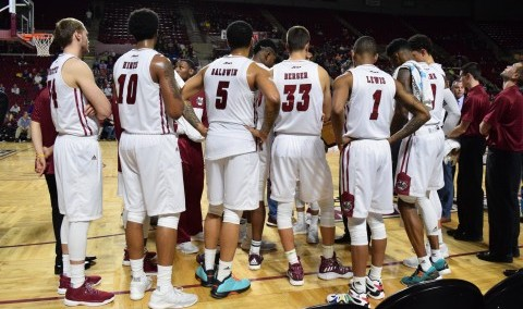 In a game riddled with mistakes, UMass men's basketball falls to Providence