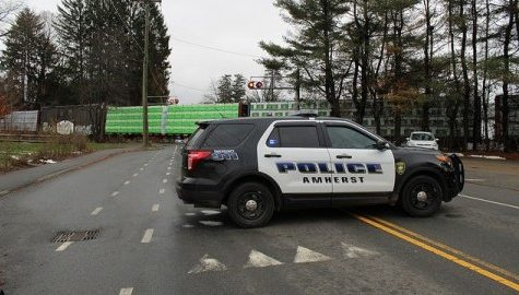 Train allegedly strikes pedestrian in Amherst