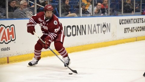 UMass hockey looks to turn around recent slump against Arizona State over weekend