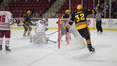 UMass hockey can't thaw out from recent cold play in 4-1 loss to the Sun Devils