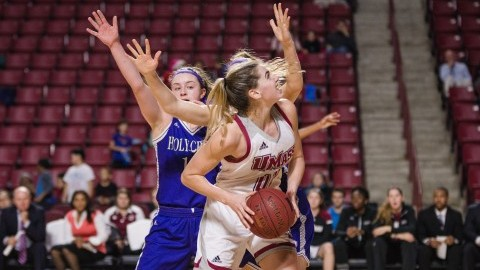 UMass women's basketball drops first game of FIU Holiday Classic