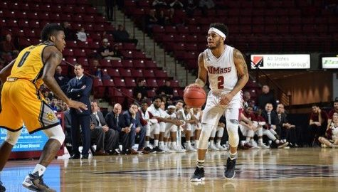Notebook: Luwane Pipkins goes for career-high 27 points in UMass men's basketball's win Saturday
