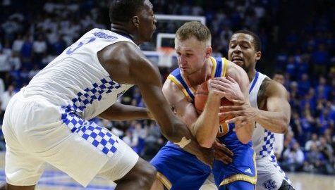 Top 25 Basketball Notebook: UCLA pulls off major upset over Kentucky