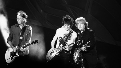 On 'Blue and Lonesome,' The Rolling Stones pay tribute to their roots