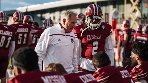 REPORT: Tom Masella out as defensive coordinator for UMass football