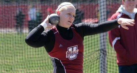 UMass women's track and field takes second at Dartmouth Relays