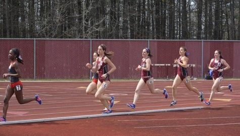 UMass women's track and field victorious, men fifth at Joe Donahue Indoor Games
