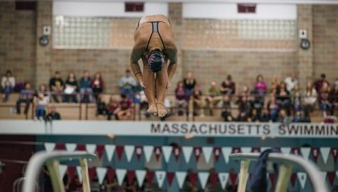 UMass swimming and diving looks to keep ball rolling against Fordham