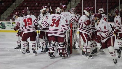 Penalties plague UMass hockey in Mariucci Classic championship game
