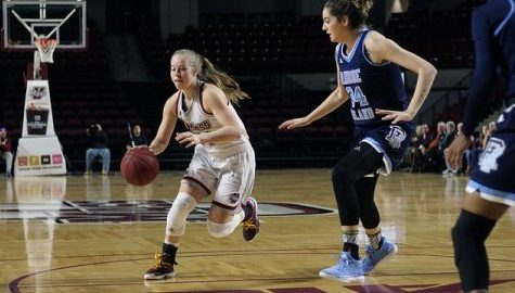 Late-game defense preserves UMass women's basketball's win against rival Rhode Island