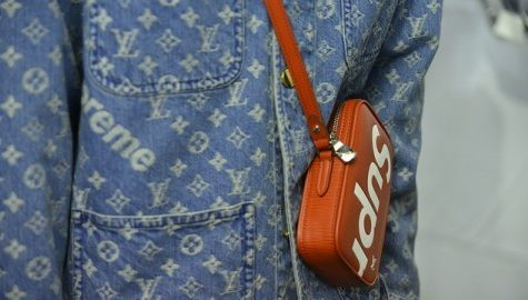 Latest Louis Vuitton collaboration is anything but supreme